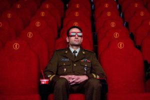 Lahing kinosaalis. Foto: Andres Haabu, Äripäev